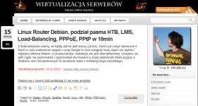 Servers virtualization