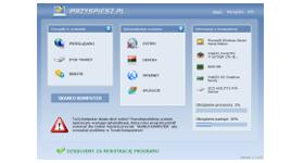 Przyspiesz.pl - application