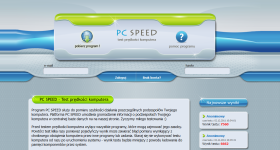 PC SPEED - webpage